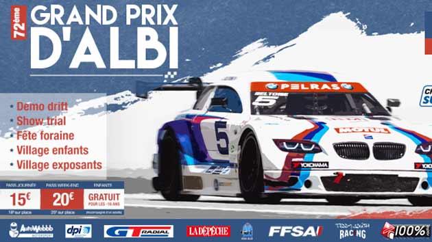 72ème Grand Prix d'Albi