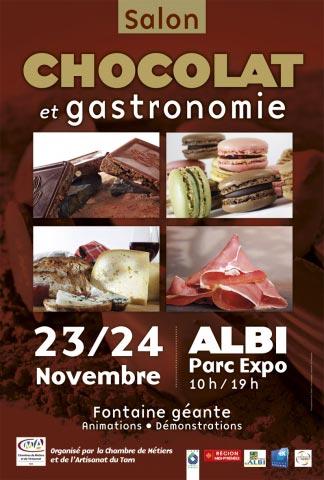 Salon du chocolat et de la gastronomie 2013 - Albi / Le Séquestre
