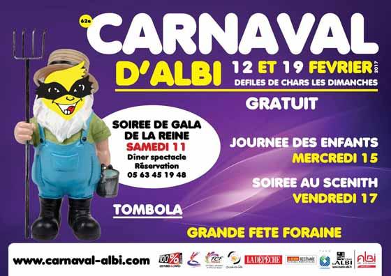 """Résultat de recherche d'images pour """"Albi Carnaval 2017"""""""